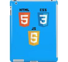 HTML5 iPad Case/Skin