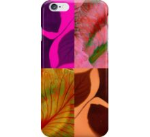 Nature Collage iPhone Case/Skin