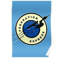 Federation Express TOC Poster