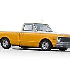 1972 Chevrolet C10 Pickup Truck by DaveKoontz
