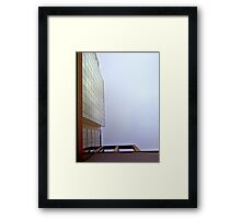 Corporate Cannibal Framed Print