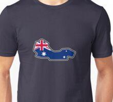Melbourne Grand Prix Circuit Unisex T-Shirt