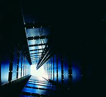 tunnel vision by Sean Pinwill