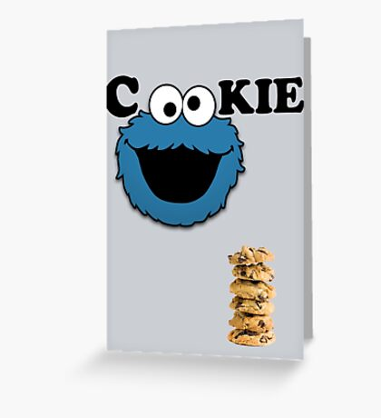 Cookie Greeting Card