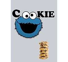 Cookie Photographic Print