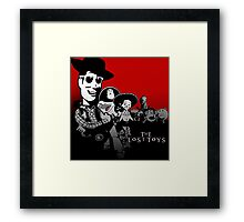 THE LOST TOYS Framed Print