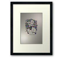 Christina Aguilera #1 Framed Print