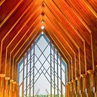 Powell Gardens Chapel  by Marilyn Cornwell