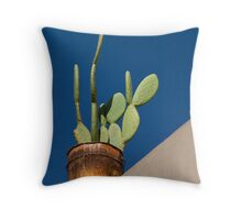 Prickly Heat Throw Pillow