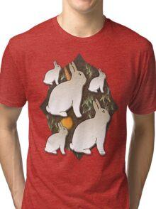 White Rabbits Tri-blend T-Shirt