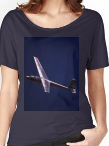 Blanik Glider, Bairnsdale Airshow 2000, Victoria Women's Relaxed Fit T-Shirt