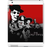 THE LOST TOYS iPad Case/Skin