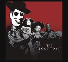 THE LOST TOYS by nOvoldirnO