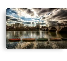 Richmond, England Canvas Print