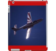 Iskra, RAAF Museum Air Pageant 2000, Australia iPad Case/Skin