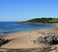 Caswell Bay, The Gower Peninsula by NuevoVision