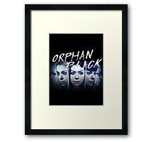 Orphan Black Season 3 Framed Print