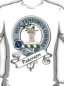 00022 John Patterson Clan/Family Tartan  T-Shirt