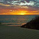 Port Denison Bay (with poem - please read) by Karen Stackpole