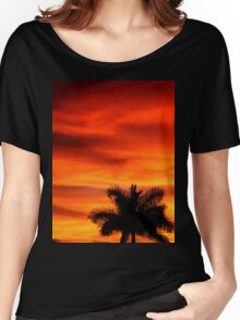Sunset in Florida Women's Relaxed Fit T-Shirt