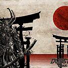 DnB Samurai by Evan F.E. Lole