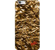 Metallic Copper iPhone Case/Skin