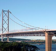 The Forth Road Bridge by Andrew Ness - www.nessphotography.com