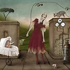 Meine zartliche Kinderfrau by Larissa Kulik