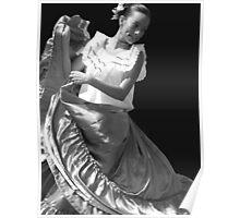 Folklore Dancer Poster