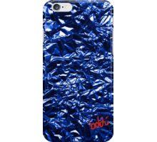 Metallic Blue iPhone Case/Skin