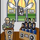Church of the Mixtape by dangerbird