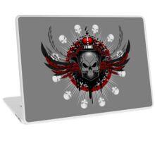 Amulet Skull Laptop Skin