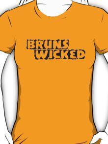 BrunsWicked (black) T-Shirt