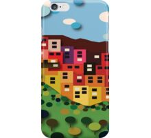 Houses On The Hill iPhone Case/Skin