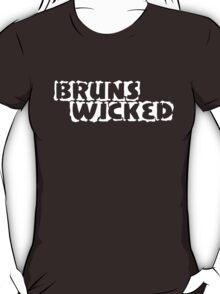 BrunsWicked (white) T-Shirt