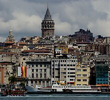 Galata by Bruno Lopez
