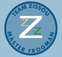 Master Frogman Team Zissou T Shirt Kids Clothes