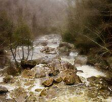 Foggy Turbulence by Keeli