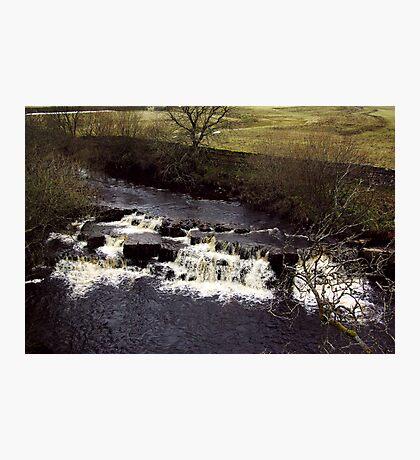 The Falls #5 Photographic Print