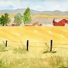 Eastern Oregon Rural by Diane Hall