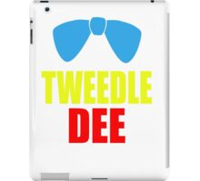 Tweedle Dee iPad Case/Skin