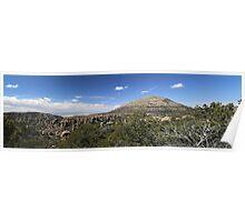 Chiricahua National Monument Panorama Poster