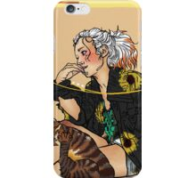 THE TWO CLARES iPhone Case/Skin
