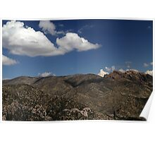 Chiricahua National Monument Landscape 2 Poster