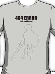 404 - Missing Link T-Shirt