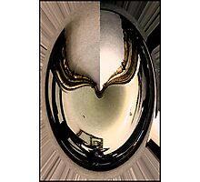 mirror mirror on the wall Photographic Print