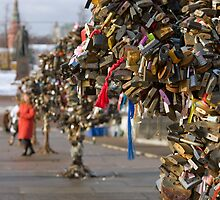 Padlocks by Mikhail Kovalev