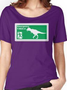 Emergency T-rex-it Women's Relaxed Fit T-Shirt