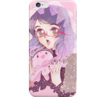 80's Shoujo Tsukimi iPhone Case/Skin