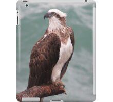 Osprey's Commanding Position iPad Case/Skin